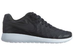 Nike  Roshe Tiempo Vi Qs Black Black-Metallic Gold White Black/Black-Metallic Gold-White (853535-007)
