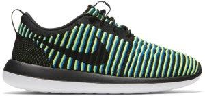 Nike  Roshe Two Flyknit Photo Blue (W) Black/Photo Blue-Volt-Black (844929-003)