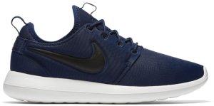Nike  Roshe Two Midnight Navy Midnight Navy/Sail-Volt-Black (844656-400)