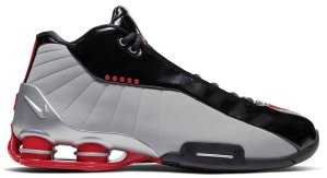 Nike  Shox BB4 Black Cement Red Black/Cement Grey-Gym Red (AT7843-003)
