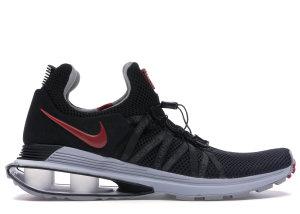 Nike  Shox Gravity Black Varsity Red White Black/Varsity Red-White (AR1999-016)