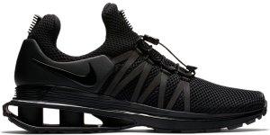 Nike  Shox Gravity Triple Black Black/Black-Black (AR1999-001)