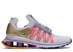 Nike  Shox Gravity Vast Grey Metallic Gold Vast Grey/Metallic Gold-Vast Grey (AQ8553-009)
