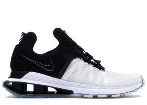Nike  Shox Gravity White Black White/Black-White (AR1999-101)