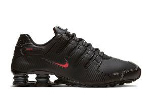 Nike  Shox NZ Black Varsity Red Black/White/Varsity Red (378341-017)