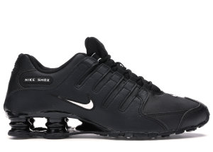 Nike  Shox NZ EU Black White Black/White-Black (501524-091)