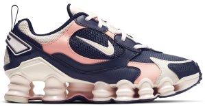 Nike  Shox Nova Obsidian Pink (W) Obsidian/Pink-Pale Pink (AT8046-400)