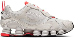 Nike  Shox TL Nova Digital Nature (W) Vast Grey/Laser Crimson-White-Vast Grey (CU3445-001)