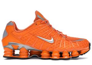 Nike  Shox TL Total Orange Total Orange/Metallic Silver-Total Orange (BV1127-800)