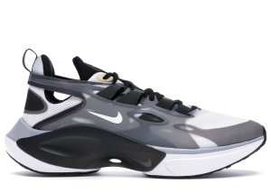 Nike  Signal D/MS/X Black Football Grey Black/White-Football Grey-Pale Vanilla-Anthracite-Vapor Green (AT5303-002)