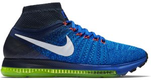 Nike  Zoom All Out Flyknit Racer Blue Racer Blue/White-Obsidian-Blue Glow (844134-401)