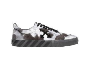 Off-White  Low Vulc Grey Tie Dye Grey/Black/White (OMIA085E20FAB0021006)