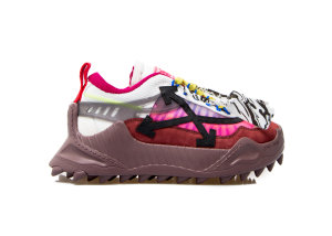 Off-White  Odsy-1000 Pink Pink/Purple/White (OMIA139F20FAB0012801)