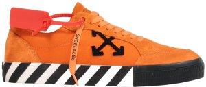 OFF-WHITE  Vulcanized Low Orange Orange/Black (OMIA085E19C210471910)