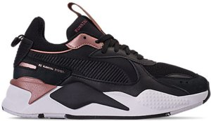 Puma  RS-X Black Rose Gold (W) Puma Black/Rose Gold (370752-04)