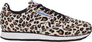 Reebok  Classic Leather Head Porter Leopard Bianco/White-Black (CN2034)