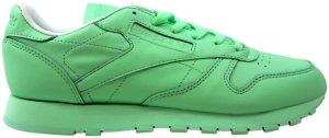 Reebok  Classic Leather Pastels Mint Green  (W) Mint Green/White (BD2773)