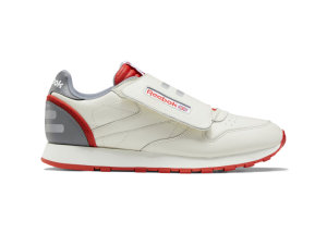 Reebok  Classic Leather Stomper Chalk/Legacy Red/Pure Grey 6 (EF3374)