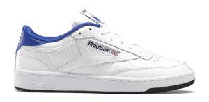 Reebok  Club C 85 Eric Emanuel White Ultramarine White/Ultramarine-Black (FY3410)