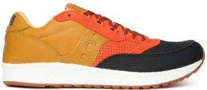 Saucony  Freedom Runner Premier Stormlight Gum/Orange-Black (S70406-1)