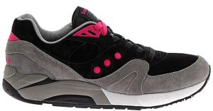 Saucony  G9 Control Neon Nights Black Black/Grey (S70163-4)