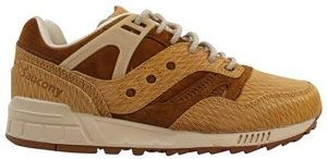 Saucony  Grid SD Woodburn Tan/Brown (S70351-1)