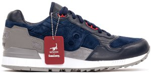 Saucony  Shadow 5000 BAU x The Distinct Life NOVEM Blue Blue/Grey (70126-1)