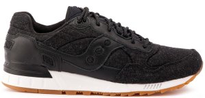 Saucony  Shadow 5000 Letterman II Black (S70334-1)
