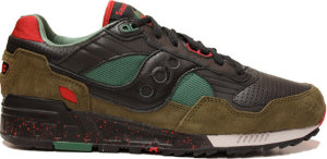 "Saucony  Shadow 5000 West NYC ""Cabin Fever"" Moss/Blue-Mint (70128-3)"