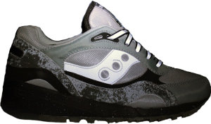 "Saucony  Shadow 6000 Extra Butter ""Moonwalker"" Grey/Black (70144-1)"