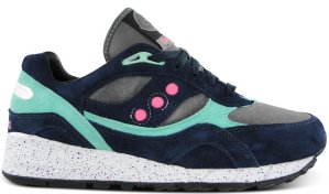 Saucony  Shadow 6000 Offspring Running Since 96 Blue Grey/Blue-Green (70141-1)