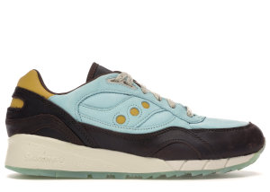 Saucony  Shadow 6000 Oktoberfest (2018) Light Blue/Brown (S70403-1)