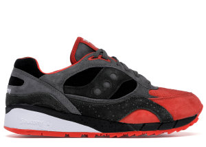 Saucony  Shadow 6000 Premier Life on Mars Grey Grey/Red (70148-1)