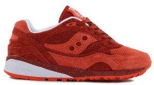 Saucony  Shadow 6000 Premier Life on Mars Red Red/Red (70148-2)