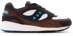 "Saucony  Shadow 6000 West NYC ""Fresh Water"" Brown/White (S70227-1)"