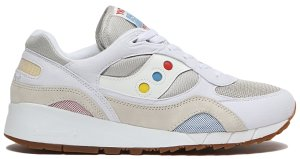 Saucony  Shadow 6000 White Multi-Color (Billy's) White/Multi-Color (S70535-1)
