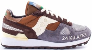 Saucony  Shadow Original 24 Kilates Montana Brown/Grey-Cream (70118-1)