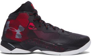Under Armour UA Curry 2.5 Red Black Red/Black/White (1274425-001)