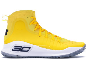 Under Armour  Curry 4 Cal Yellow/Blue (1298306-700)