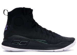 Under Armour  Curry 4 More Range Black/Stealth Grey-Metallic Silver (1298306-014)