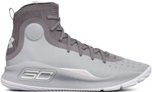 Under Armour  Curry 4 Overcast Grey Overcast Grey/Graphite-White (1298306-107)