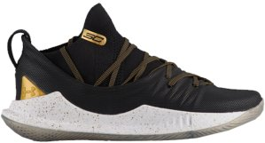 Under Armour  Curry 5 Black Gold Black/Gold (3020657-001)