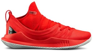Under Armour  Curry 5 Wired Different Red Rouge (3020657-600)