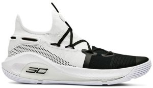 Under Armour  Curry 6 Working on Excellence White/Black (3020612-101)