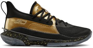 Under Armour  Curry 7 Earn It Black/Gold (3023300-002)