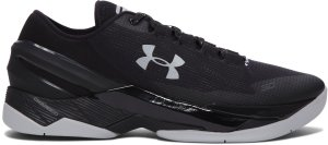 Under Armour UA Curry 2 Low The Essential Black/White (1264001-003)