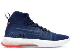Under Armour  Project Rock 1 Blue White Red Blue/White-Red (3020788-401)