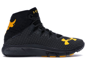 Under Armour  The Rock Delta Black Yellow Black/Yellow (3000251 100)