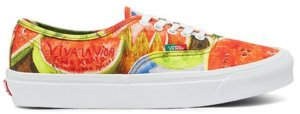 Vans  Authentic Frida Kahlo Watermelons/True White (VN0A4BV9TSJ1)