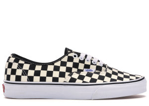 Vans  Authentic Golden Coast Black White Black/White Checkerboard (VN000W4NDI0)